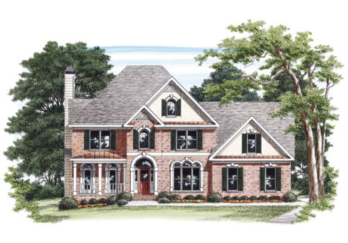 Andrea House Plan