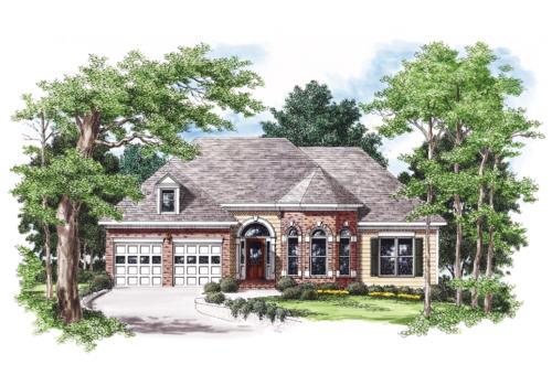 Atkinson House Plan