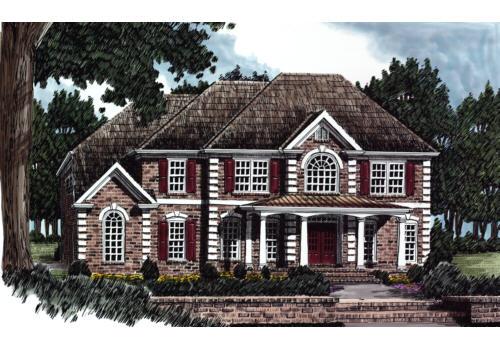 Ballantine House Plan