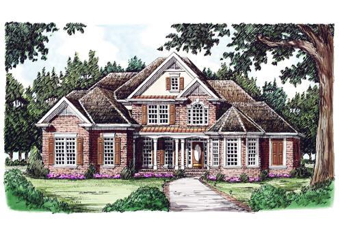 Bartow House Plan
