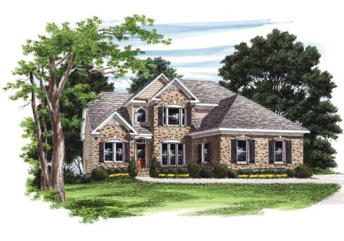 Bay Pointe House Plan