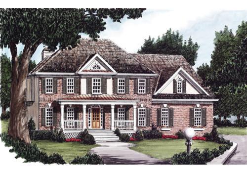 Blaylock House Plan