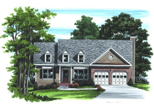 Braeburn House Plan
