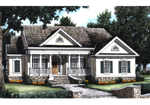 Brampton House Plan