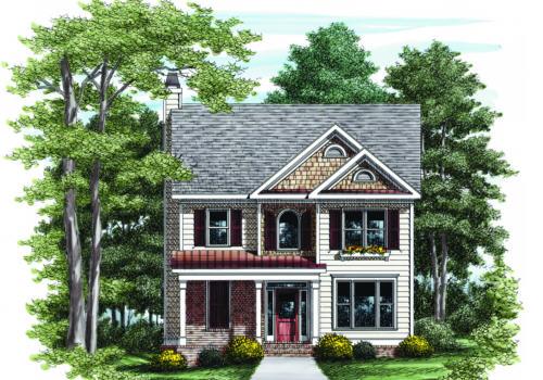 Branford House Plan