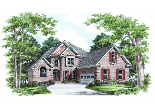 Braswell House Plan