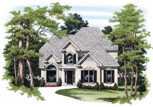 Breckinridge House Plan