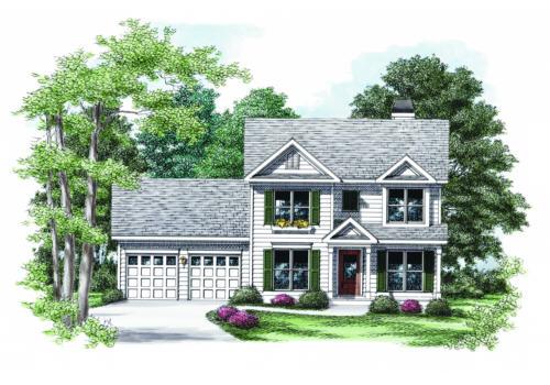 Bridgeton House Plan