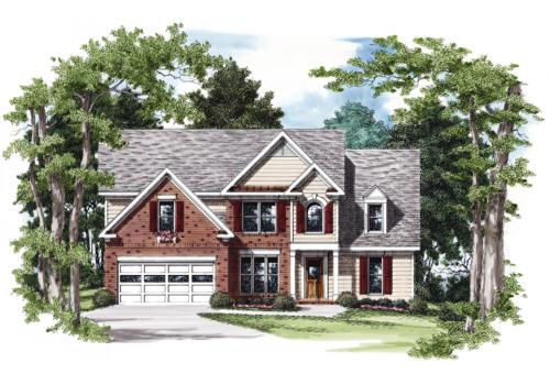 Browning House Plan