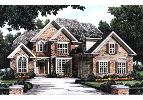 Burnside House Plan