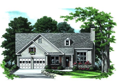 Cavanaugh House Plan
