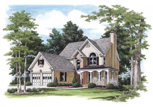 Charlene House Plan