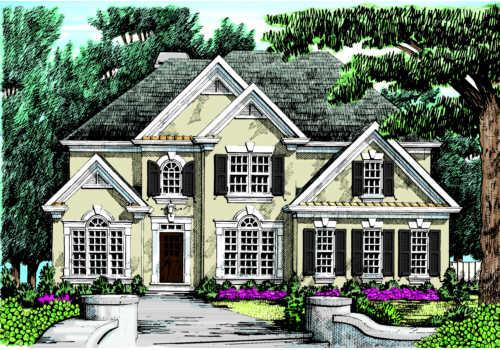 Chattahoochee House Plan