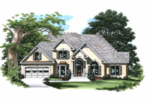 Connelly House Plan