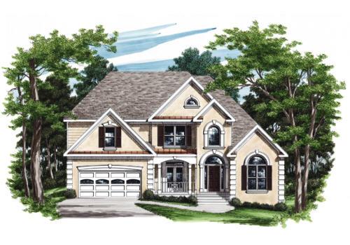 Crabapple House Plan