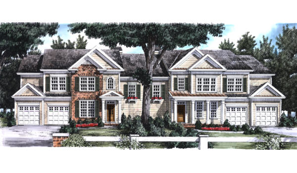 Creekstone Way House Plan