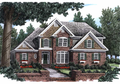 Crestwood Place House Plan