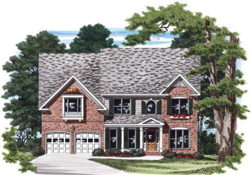 Courtland House Plan