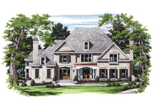 Cynthia House Plan