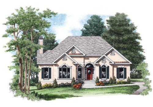 Cypress House Plan