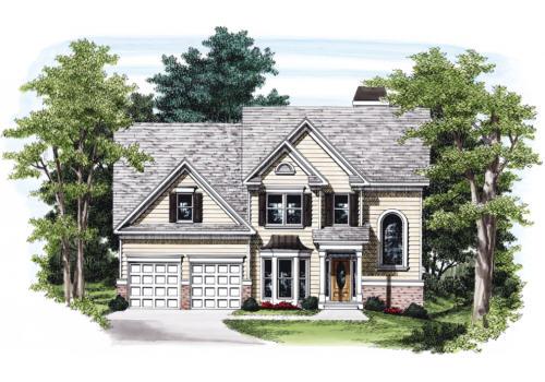 Davis House Plan
