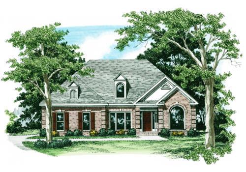 Dover House Plan