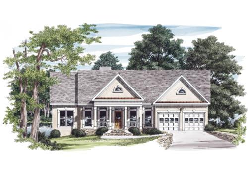 Edgewater House Plan