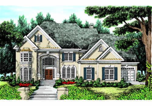Elam House Plan