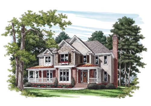 Farrell House Plan