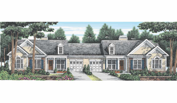 Foxberry House Plan