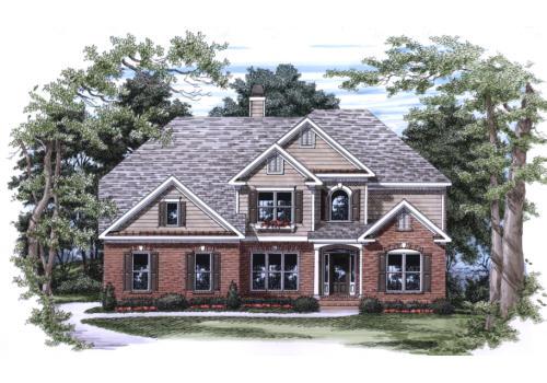 Foxworth House Plan