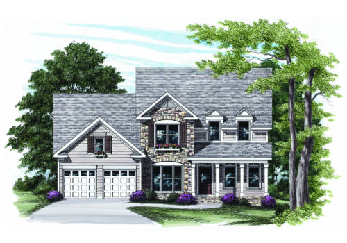 Freemont House Plan
