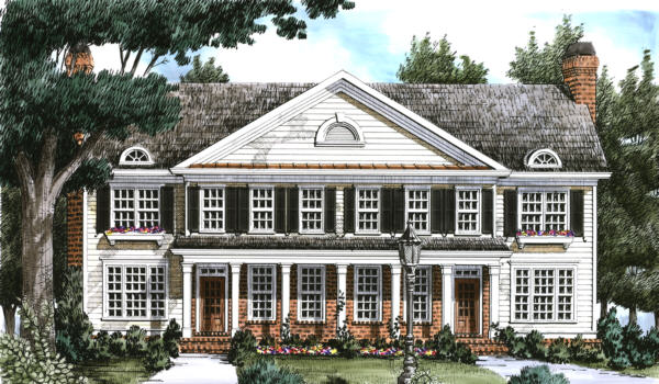 Gadsden Oaks House Plan