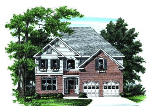 Halston House Plan