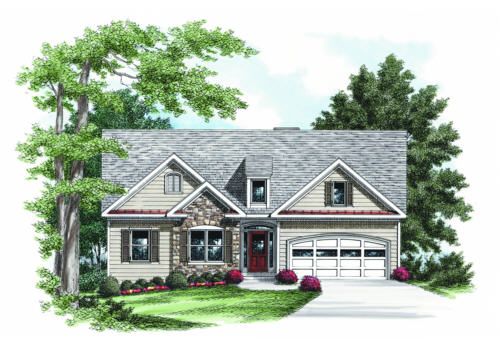 Harmony Grove House Plan