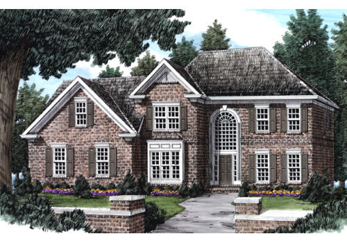 Haverford House Plan