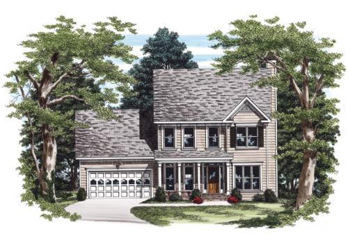 Hembree House Plan