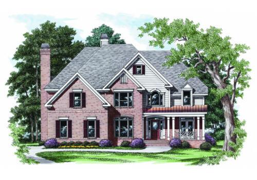 Hemingway House Plan