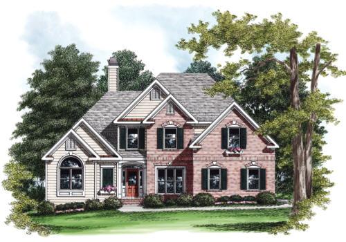 Hendricks House Plan