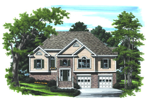 Henessey House Plan