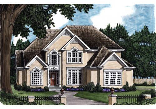 Hillcrest House Plan