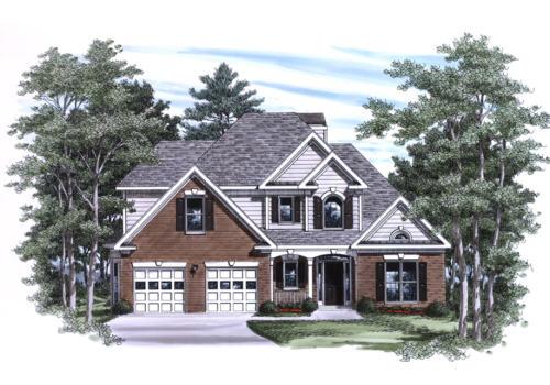 Hillsdale House Plan