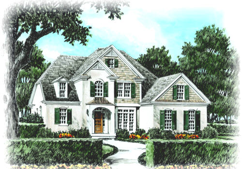 Holly Hill House Plan