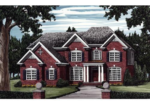 Hopewell House Plan