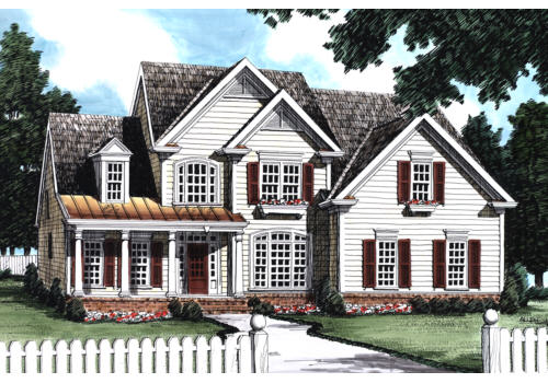 Hopkins House Plan
