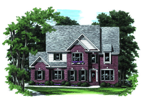 Jacobsen House Plan