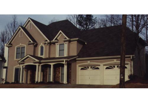 Johnson House Plan Photo