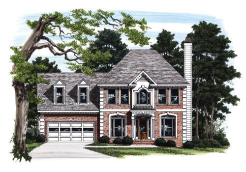 Kennison House Plan