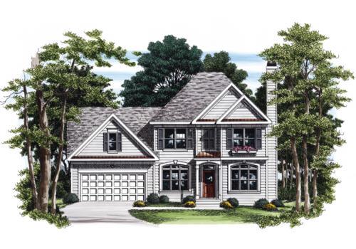 Kirkland House Plan