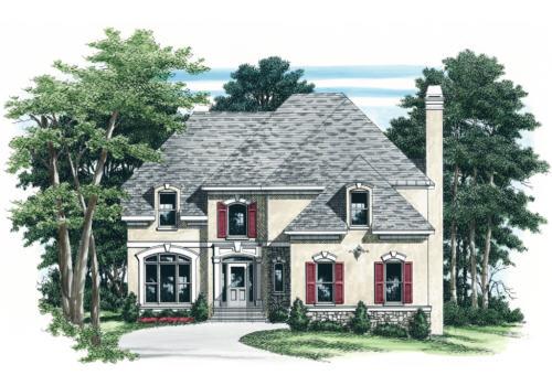 Lagrange House Plan